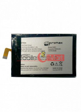 Mobile Battery For Micromax Canvas Doodle 4 Q391