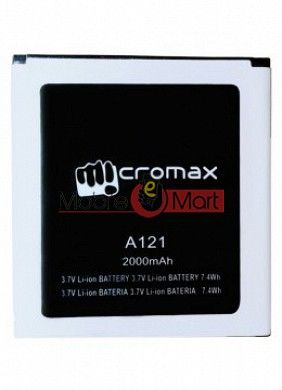 Mobile Battery For Micromax Canvas Elanza 2 A121