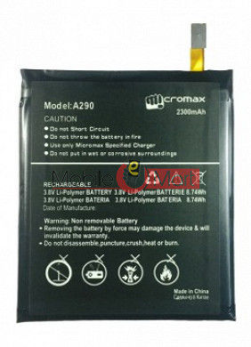 Mobile Battery For Micromax Canvas Knight Cameo A290