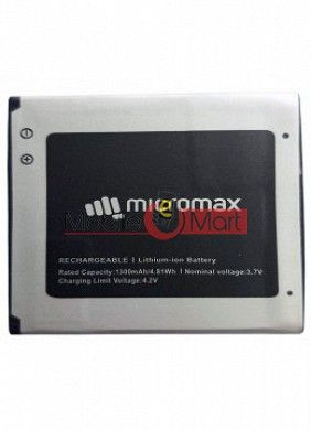 Mobile Battery For Micromax X590