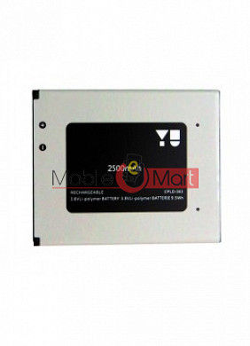 Mobile Battery For Micromax Yu Yureka Plus YU5510