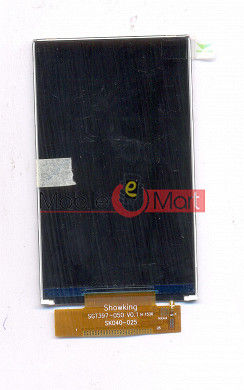 Lcd Display Screen For Spice Xlife 410 3G