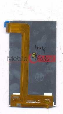Lcd Display Screen For Spice Xlife M45Q