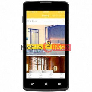 Lcd Display Screen For Spice Flo M6130