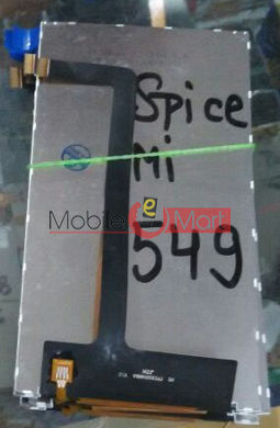 Lcd Display Screen For Spice Mi-549