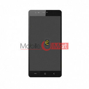 Lcd Display With Touch Screen Digitizer Panel For lephone w7