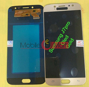 Lcd Display With Touch Screen Digitizer Panel For Samsung Galaxy J7 Pro OLED