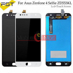 Lcd Display With Touch Screen Digitizer Panel For Asus Zenfone 4 Selfie ZD553KL