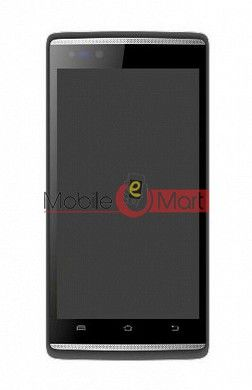 Lcd Display With Touch Screen Digitizer Panel For Micromax Canvas Fire 4G Q411
