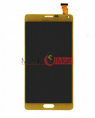 Lcd Display With Touch Screen Digitizer Panel For Samsung Galaxy Note 4 Duos SM(N9100)