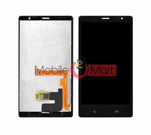 Lcd Display With Touch Screen Digitizer Panel For Nokia X2 RM(1013)