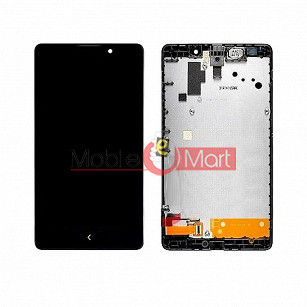 Lcd Display With Touch Screen Digitizer Panel For Nokia XL Dual SIM RM(1030)