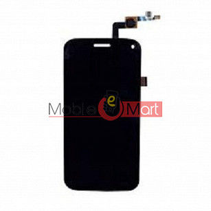 Lcd Display With Touch Screen Digitizer Panel For Micromax Canvas Turbo Mini A200