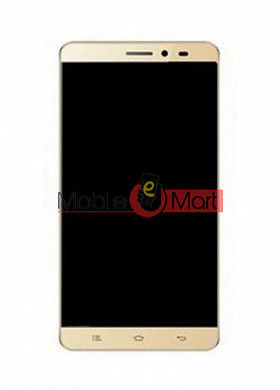 Lcd Display With Touch Screen Digitizer Panel For Celkon Diamond 4G Plus