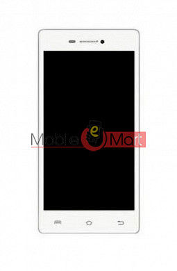 Lcd Display With Touch Screen Digitizer Panel For Lava Flair Z1