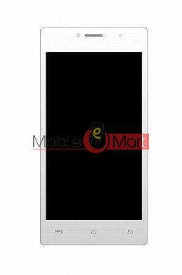 Lcd Display With Touch Screen Digitizer Panel For Spice Mi(449 3G)