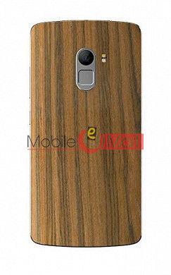 Back Panel For Lenovo K4 Note Wooden Edition