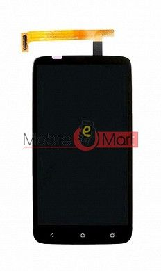 Lcd Display With Touch Screen Digitizer Panel For HTC S728e One X Plus