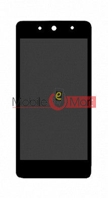 Lcd Display With Touch Screen Digitizer Panel For QMobile Noir S5