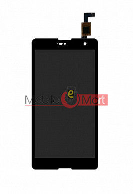 Lcd Display With Touch Screen Digitizer Panel For Micromax Canvas Fire 5
