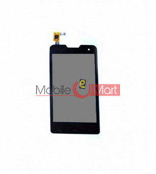Lcd Display With Touch Screen Digitizer Panel For Micromax A36 Bolt