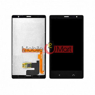 Lcd Display With Touch Screen Digitizer Panel For Nokia X2 Dual SIM