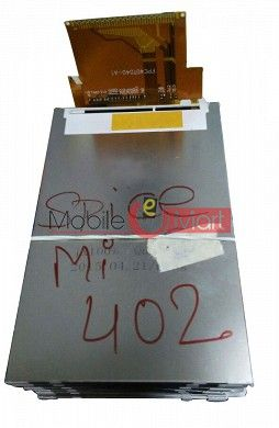 Lcd Display Screen For Spice Mi402