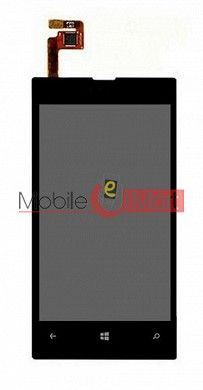 Lcd Display With Touch Screen Digitizer Panel For Nokia Lumia 525