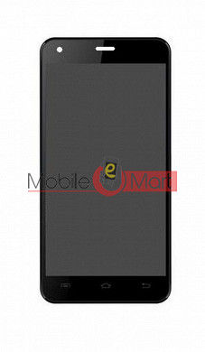 Lcd Display With Touch Screen Digitizer Panel For Swipe Konnect Grand