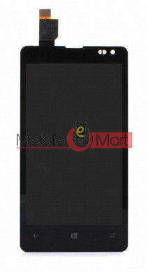 Lcd Display With Touch Screen Digitizer Panel For Microsoft Lumia 532