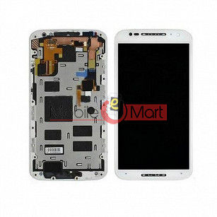 Lcd Display With Touch Screen Digitizer Panel For Motorola Moto X2