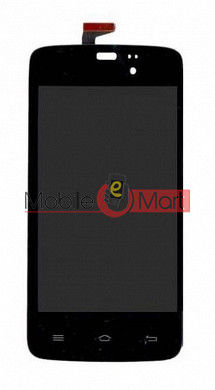 Lcd Display With Touch Screen Digitizer Panel For XOLO A500S Lite