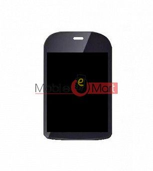 Lcd Display With Touch Screen Digitizer Panel For Zen Flikk M45