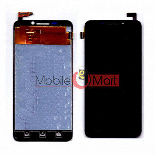 Lcd Display With Touch Screen Digitizer Panel For Intex Aqua i7