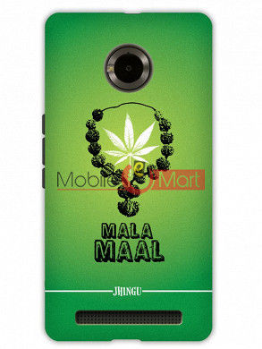Fancy 3D Malamaal Mobile Cover For Micromax Yuphoria