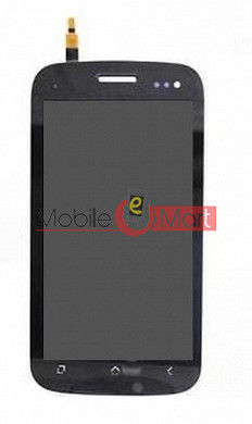 Lcd Display With Touch Screen Digitizer Panel For Micromax A110 Canvas 2