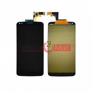 Lcd Display With Touch Screen Digitizer Panel For LG G Flex D955
