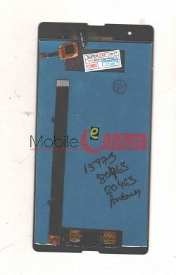 Lcd Display With Touch Screen Digitizer Panel For Yu Yureka Note