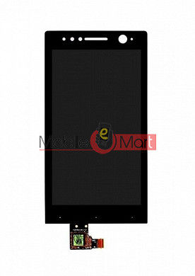 Lcd Display With Touch Screen Digitizer Panel For Sony Xperia U