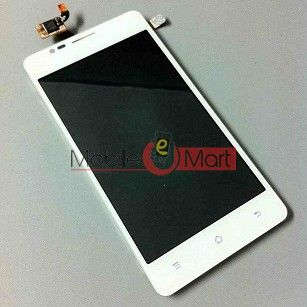 Lcd Display With Touch Screen Digitizer Panel For Konka W990