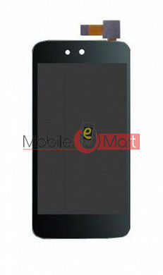 Lcd Display With Touch Screen Digitizer Panel For Spice Android One Dream UNO Mi(498)