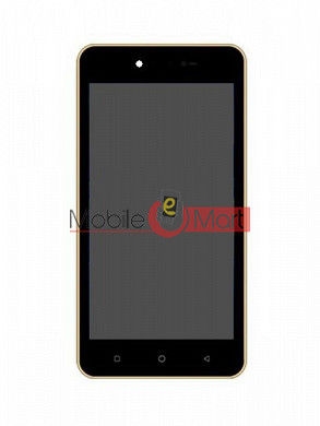 Lcd Display With Touch Screen Digitizer Panel For Videocon Delite 21
