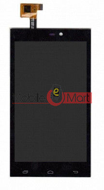 Lcd Display With Touch Screen Digitizer Panel For XOLO A500S IPS