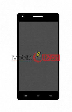 Lcd Display With Touch Screen Digitizer Panel For Spice Xlife 512