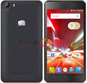 Fancy Mobile Back Cover For Micromax Canvas Spark 2 Q334