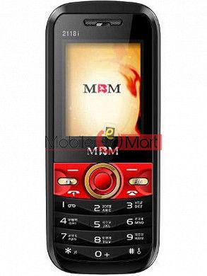 Back Panel For MBM Mobile 302A