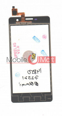 Touch Screen Digitizer For Celkon Diamond U Feel 4G