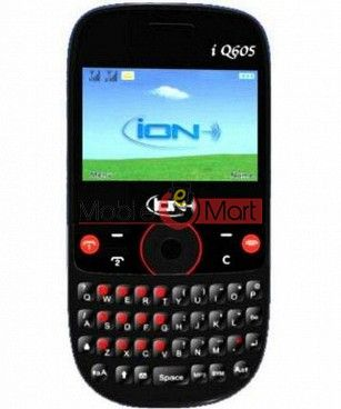 Back Panel For ION Mobile iQ605
