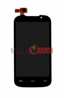 Lcd Display With Touch Screen Digitizer Panel For Micromax A63 Canvas Fun