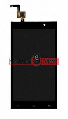 Lcd Display With Touch Screen Digitizer Panel For Micromax A104 Canvas Fire 2